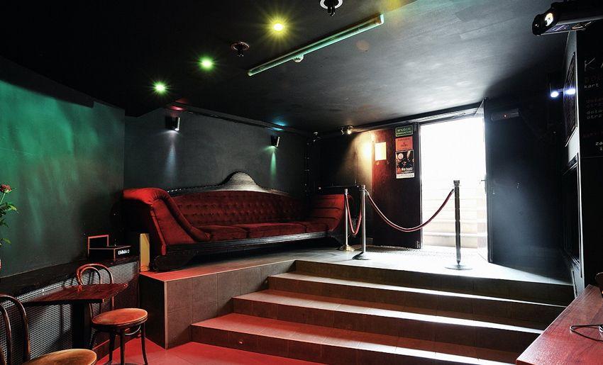 Gdansk Parlament Club Nightclub In Gdansk Vip Tables