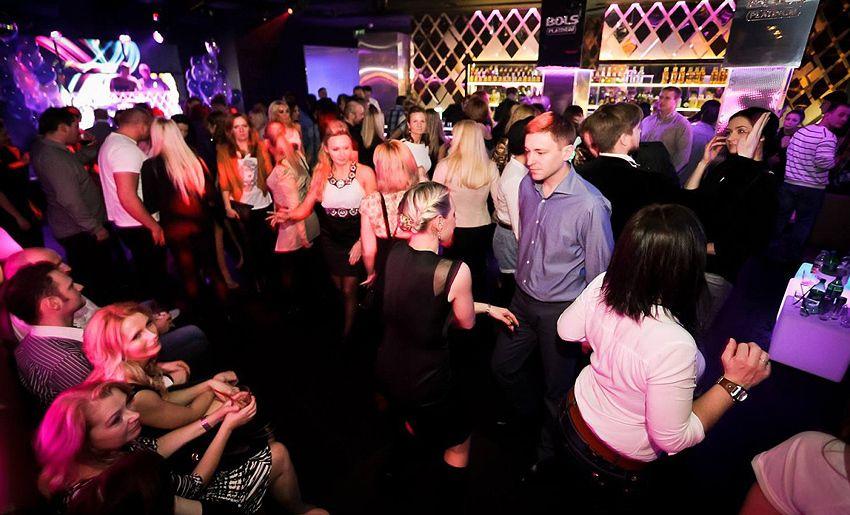 Sopot Vanity Club | Nightclub in Sopot | VIP Tables and Bottle Service