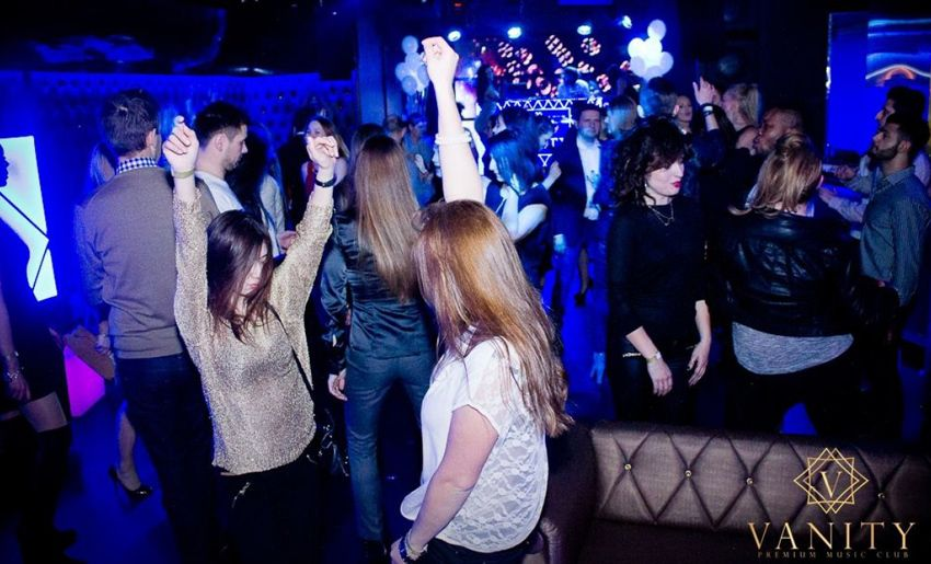 Sopot Vanity Club | Nightclub in Sopot | VIP Tables and Bottle Service
