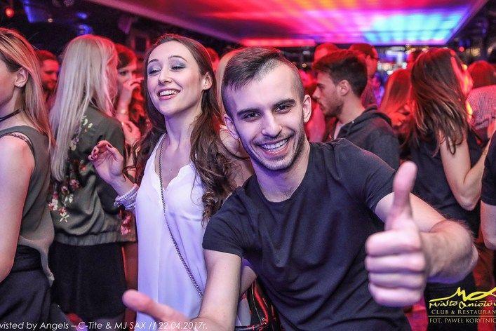 Gdansk: Club City of Angels: C-Tite & MJ SAX, 22 04 2017