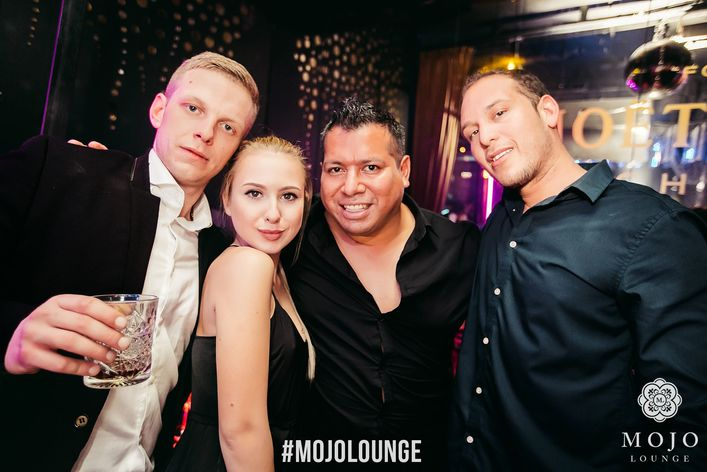 Photo gallery of GUILLERMO ALVAREZ & DEEP LUKE at club Mojo Lounge in Vilnius on 29.09.2017.