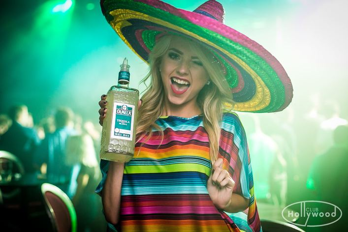 Photo gallery of Tequila Friday at club Hollywood in Tallinn on 29.09.2017.