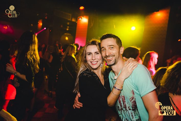 Photo gallery of WOAH Party at club Opera in Warsaw on 23.09.2017.