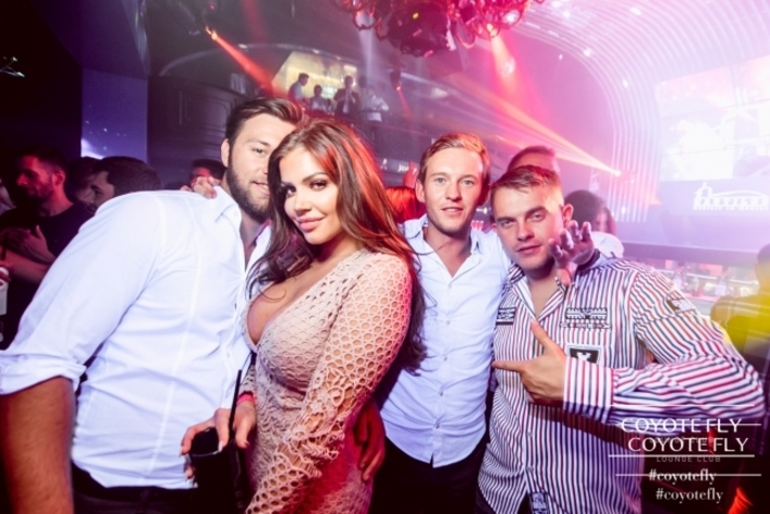 Riga - Club Coyote Fly - Nautilus Atmosphere - 23.09.2017
