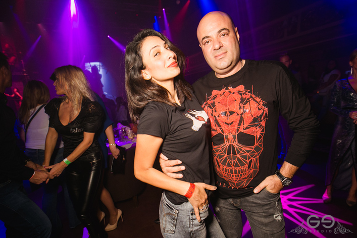 Riga - Club Studio 69 - New Studio 69 Opening - 23.09.2017