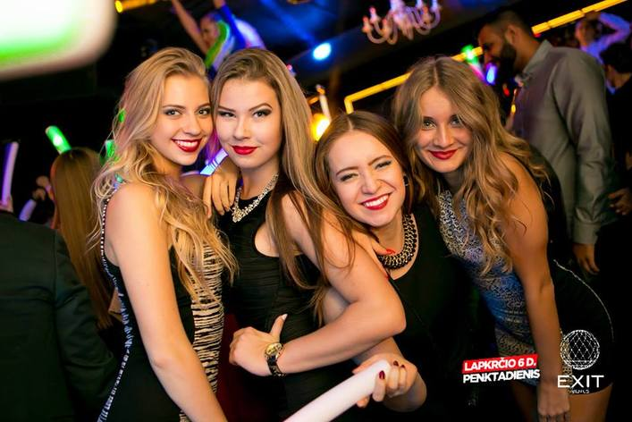 Vilnius: Club Exit: Friday Party on 06.11.2015: https://morethanclubs.com/en/vilnius/galleries/exit/friday-party-2015-11-06