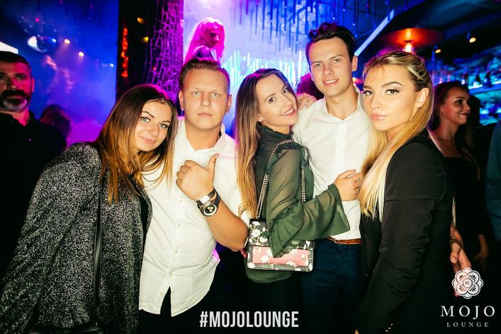 Vilnius- Club Mojo Lounge - Joel Edwards - 01.09.2017
