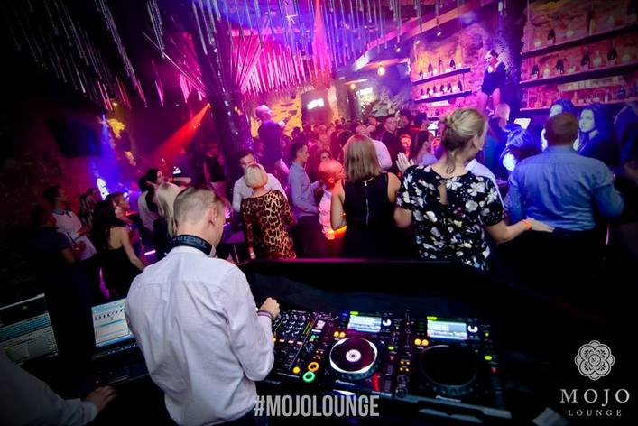 Vilnius - Club Mojo Lounge - Weekend Party - 18.09.2015