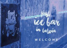 Lets Get Frozen With First Ice Bar In Riga, Latvia