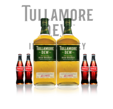 Double Tullamore Package