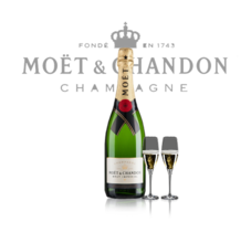 Moet Champagne Package