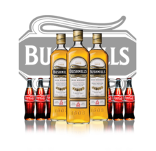 Triple Bushmills Package